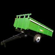 Carreta Agrícola Madeira CAB 4 T