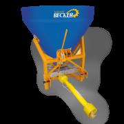 Distribuidor de Fertilizantes DB-400