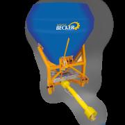 Distribuidor de Fertilizantes DB-600