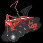 Arado Reversível 3 Discos