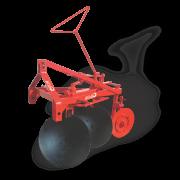 Arado Reversível 2 Discos