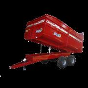 Carreta Agrícola Metálica Basculante CAMH-14500