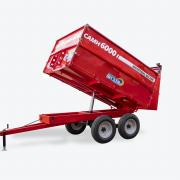 Carreta Agrícola Metálica Basculante CAMH-6000